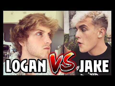(WHO WON?) LOGAN PAUL VS JAKE PAUL / REACTING TO THE FALL OF JAKE PAUL VS LOGANG SUCKS!!