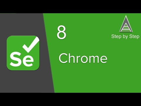 Selenium Beginner 8 - How to run test on Chrome Browser - Automation