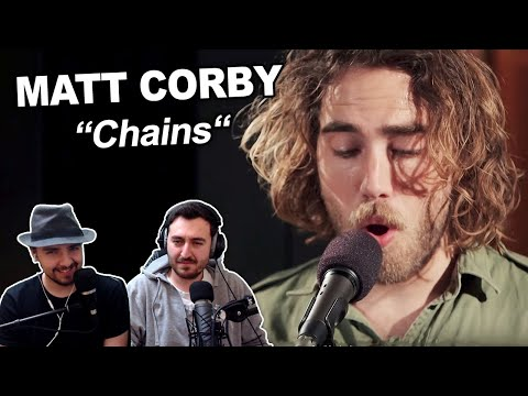"""Singers Reaction/Review To """"Matt Corby - Chains"""""""
