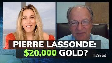 $20,000 gold price: Franco Nevada chairman makes the case