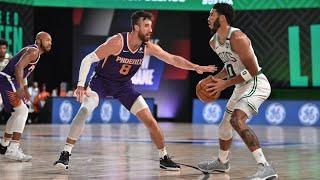 CELTICS vs SUNS HIGHLIGHTS   NBA Scrimmage 7/26/2020 - JAYLEN BROWN STEPS UP (NBA RECAP)