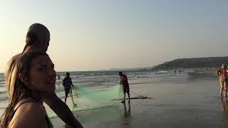 Рыбалка на Гоа Арамболь 2020 Индия