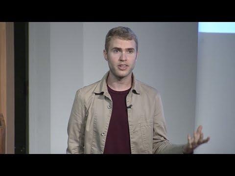 LGBTQ advocate Shane Bitney Crone at Livermore Lab