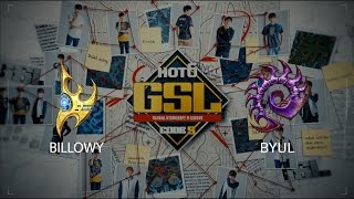 2017 GSL S2 Ro32 Group B Match 2: Billowy (P) vs ByuL (Z)