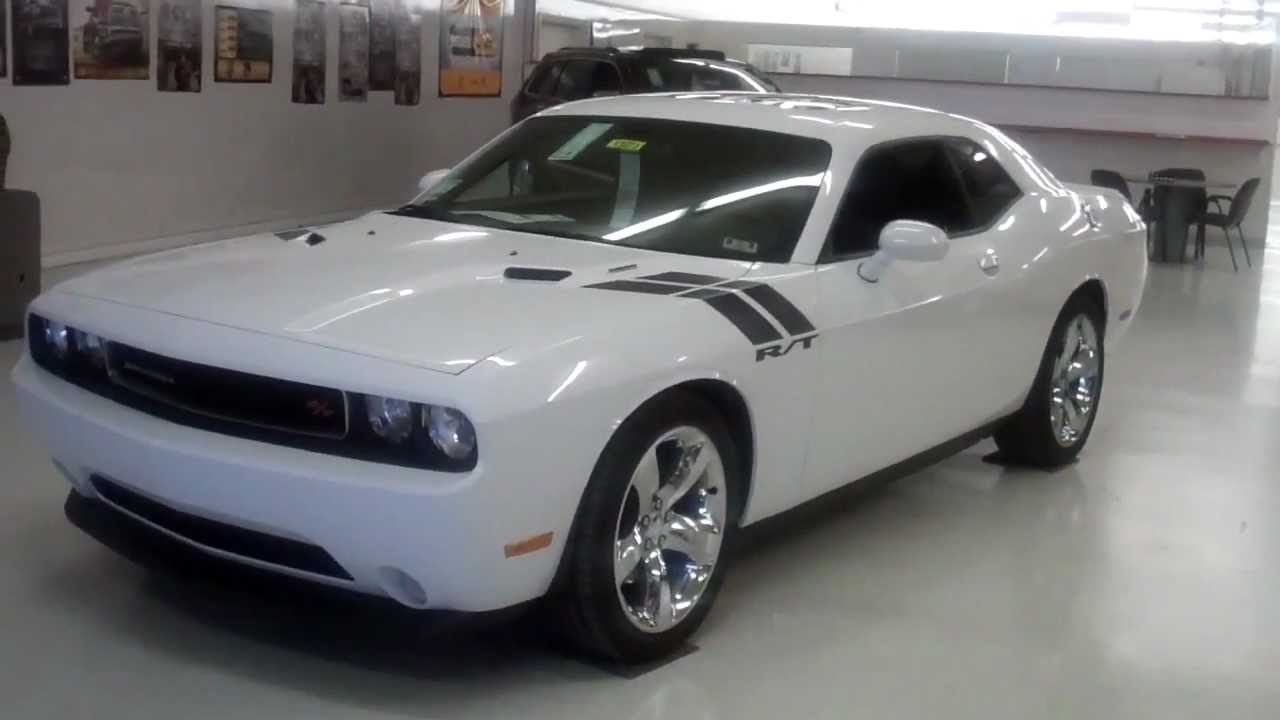 Randall Noe Terrell Tx >> 2012 Dodge Challenger RT Manual Transmission Dallas TX - YouTube