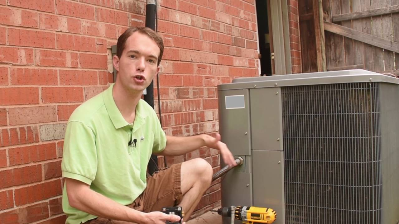 Fix Your Own Air Conditioner  Replace A Contactor