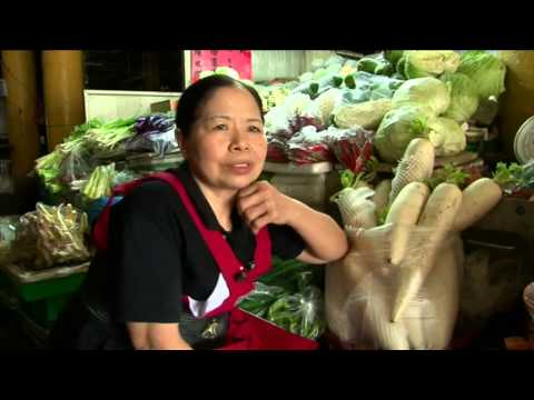 Vegetable Hero - (Business of Giving - BBC World News)