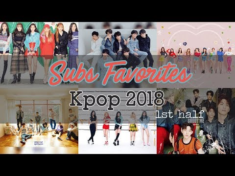 Kpop 2018 Mix | 50 Songs Nonstop [Subs Votes] 1st Half (January-June)