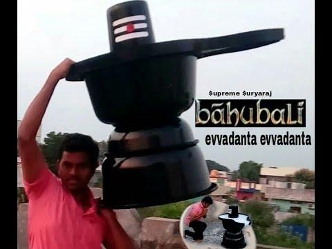 Bahubali Sivuni Aana Video Spoof