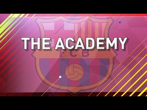 THE ACADEMY!! FC Barcelona | E1 | New series?!