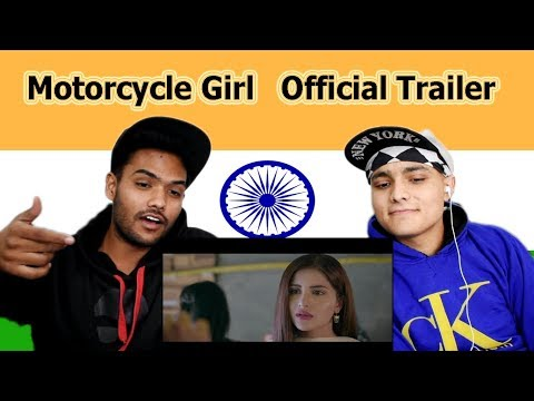Indian reaction on Motorcycle Girl Trailer | Sohai Ali Abro | Swaggy d