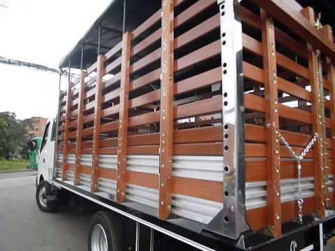 Carrocer as panamericana estaca en madera y aluminio youtube - Estacas de madera para cierres ...