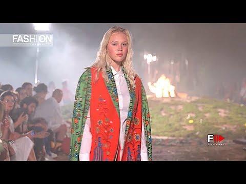 JARDIN EXOTIQUE Spring Summer 2019 Ukrainian FW - Fashion Channel