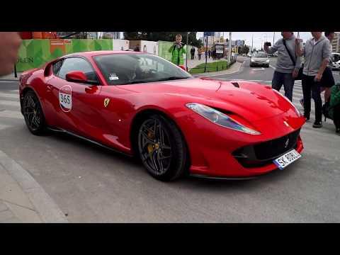 Cars and Coffee / Kawa i Samochody 16 - 09 - 2017 Warsaw   Revs, Accelerations