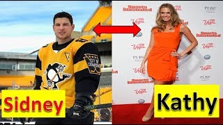 Sidney Crosby Girlfriend Kathy Leutner 2018