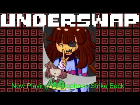 [UnderSwap AU] Androphono Strike Back Extended (Frisk's Theme)