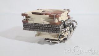 #1382 - Noctua NH-L12 CPU Cooler Video Review