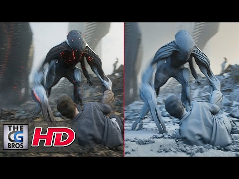 "CGI & VFX Breakdowns: ""Attraction VFX breakdown"" - by Main Road Post"