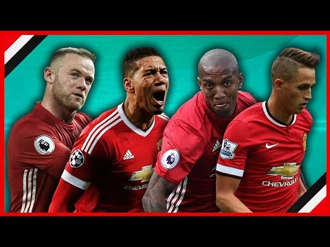 JOSE MOURINHO SHOULD SELL THESE MAN UNITED PLAYERS THIS SUMMER