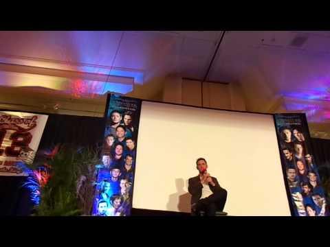 James Patrick Stuart  Supernatural NJ Con 2013