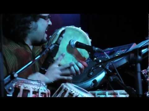 Bickram Ghosh's Rhythmscape - Zinc LIVE (feat. Greg Ellis)