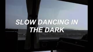 Download Joji - SLOW DANCING IN THE DARK (lyrics)