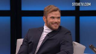 Turns Out Kellan Lutz's Fiancée Knows Steve