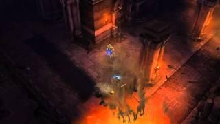 Diablo III - BlizzCon 2011 Gameplay Video (PC)