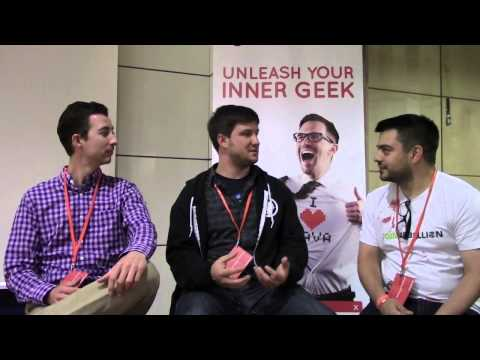 Interview with Brent Beer and Jordan McCullough from GitHub
