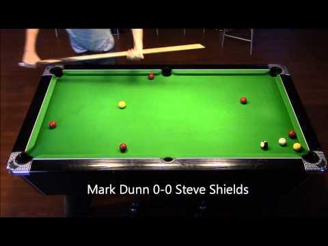 Mark Dunn v Steve Shields