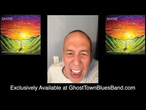 Ghost Town Blues Band and Gilbert Gottfried Promo SHINE album Mp3