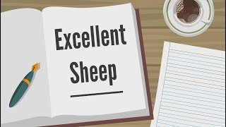 Are You the One Living Your Life?- Excellent Sheep Summary