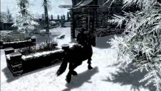Skyrim: How To Return To The Thalmore Embassy