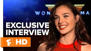 "Is Gal Gadot An ""Average"" Representative of Women? - Wonder Woman (2017) Interview 