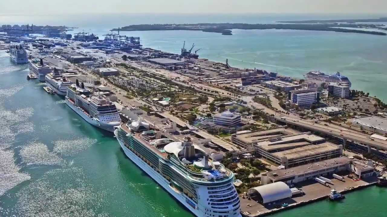 South Beach To Miami Cruise Port