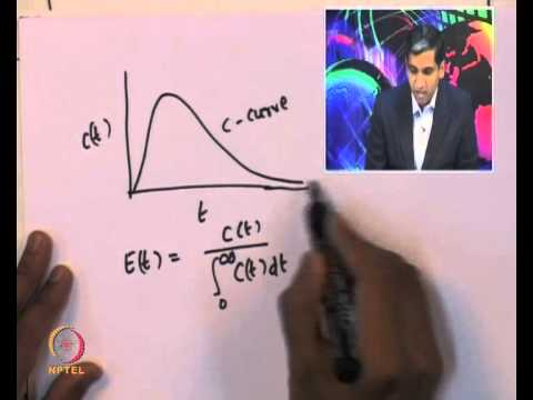 Mod-01 Lec-31 Measurement of residence time distribution