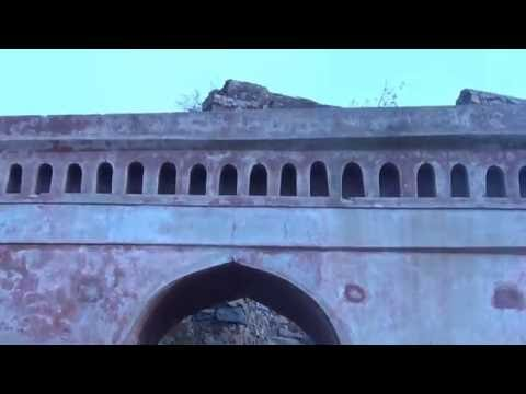 Ranjan kudi fort in Tamil Nadu India, a perfect tourist dest