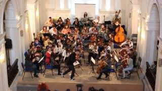 La Betaille - Concierto de música moderna con Oriol Saña (Jaén 2014)