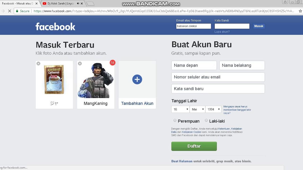 Cara Hack Akun Facebook Dengan Mudah