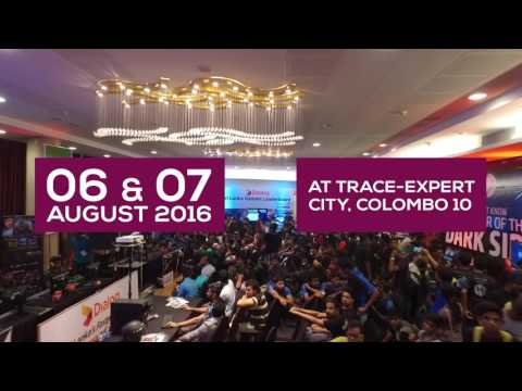 Dialog Gaming Mercantile e-Sports Championship 2016