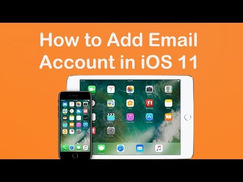 cant add yahoo email to iphone 11.2.5