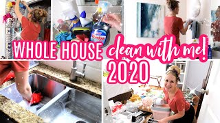 *NEW* ULTIMATE CLEAN #WITHME 2020 ? ORGANIZING + ROUTINE MOTIVATION