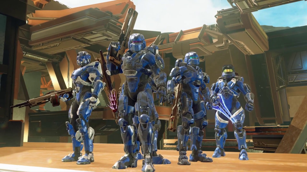 halo 5 multiplayer montage 2019[ rave after rave] 1080p xbox one x