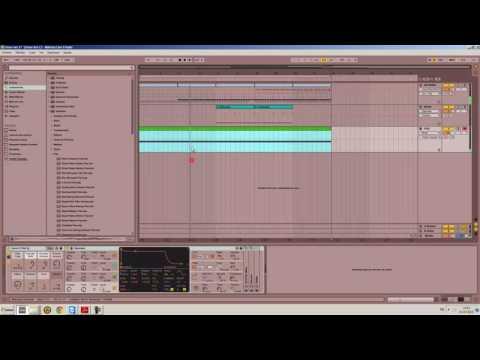 12 - Ableton Live Desde 0 -  Introducir Instrumentos Automatización