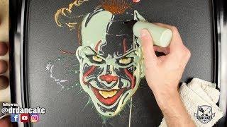 Pennywise (IT) Pancake Art