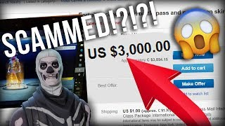BUYING THE WORLDS MOST EXPENSIVE FORTNITE ACCOUNT!??! ALL SKINS!!!
