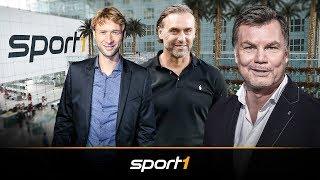 Ganze Folge CHECK24 Doppelpass mit Simon Rolfes und Thomas Doll | SPORT1 - CHECK24 Doppelpass