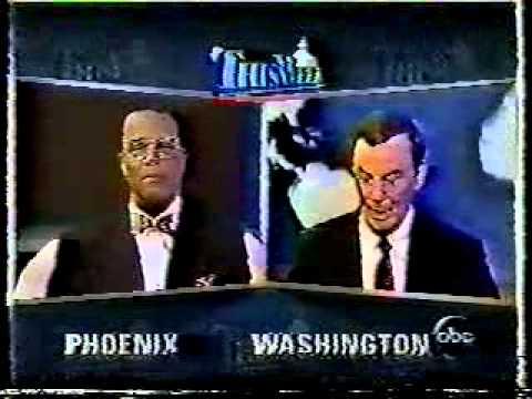 The Hon. Louis Farrakhan on This Week Sunday 10/15/1995