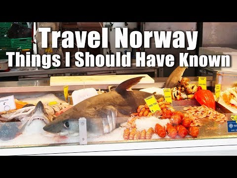 7 Things I Should Have Known Traveling Norway