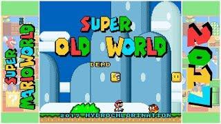 Super Old World (D) | Super Mario World Hack